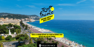 Experience the start of the Tour de France in Nice