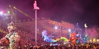 Book your hotel in the heart of the 2019 Nice Carnival!