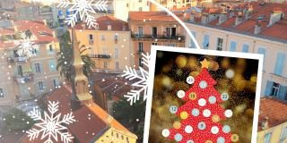 The Advent Calendar of the Quality Hotel Méditerranée Menton