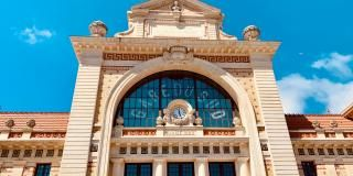 The Gare du Sud in Nice: your new foodie address!